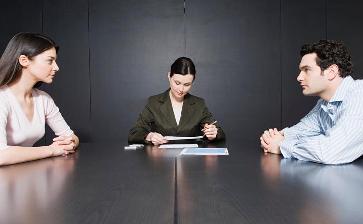 Separación, divorcio o nulidad